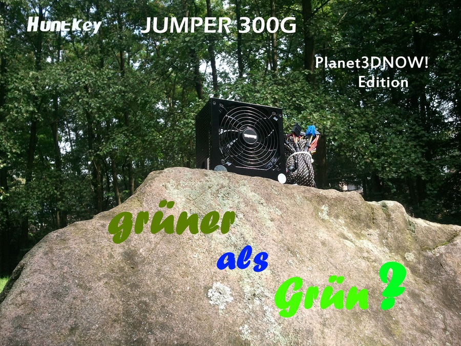 Huntkey Jumper 300G
