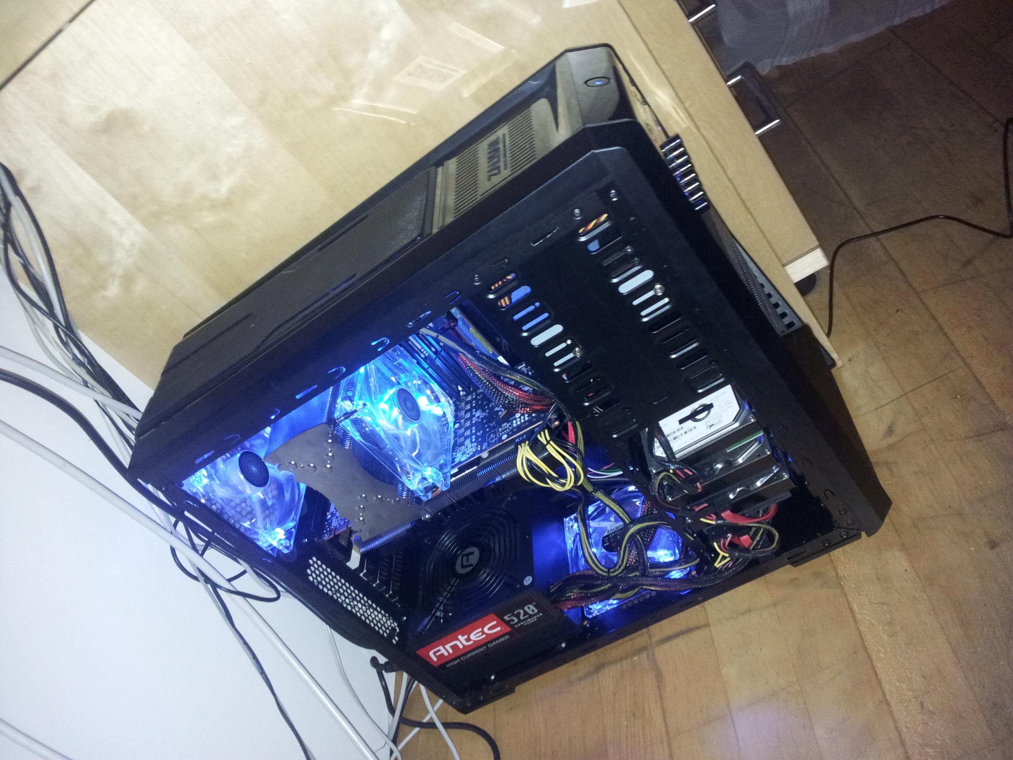 Mein PC!