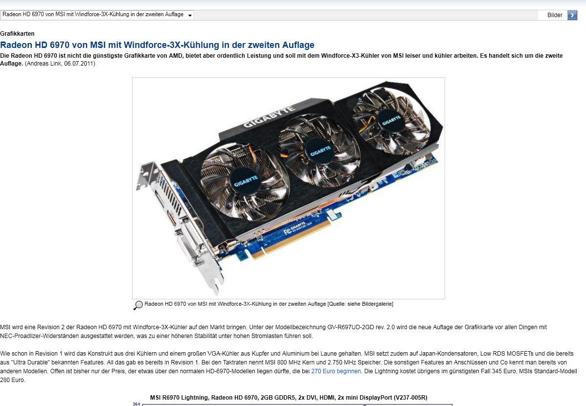 Kuriose PCGH.de News