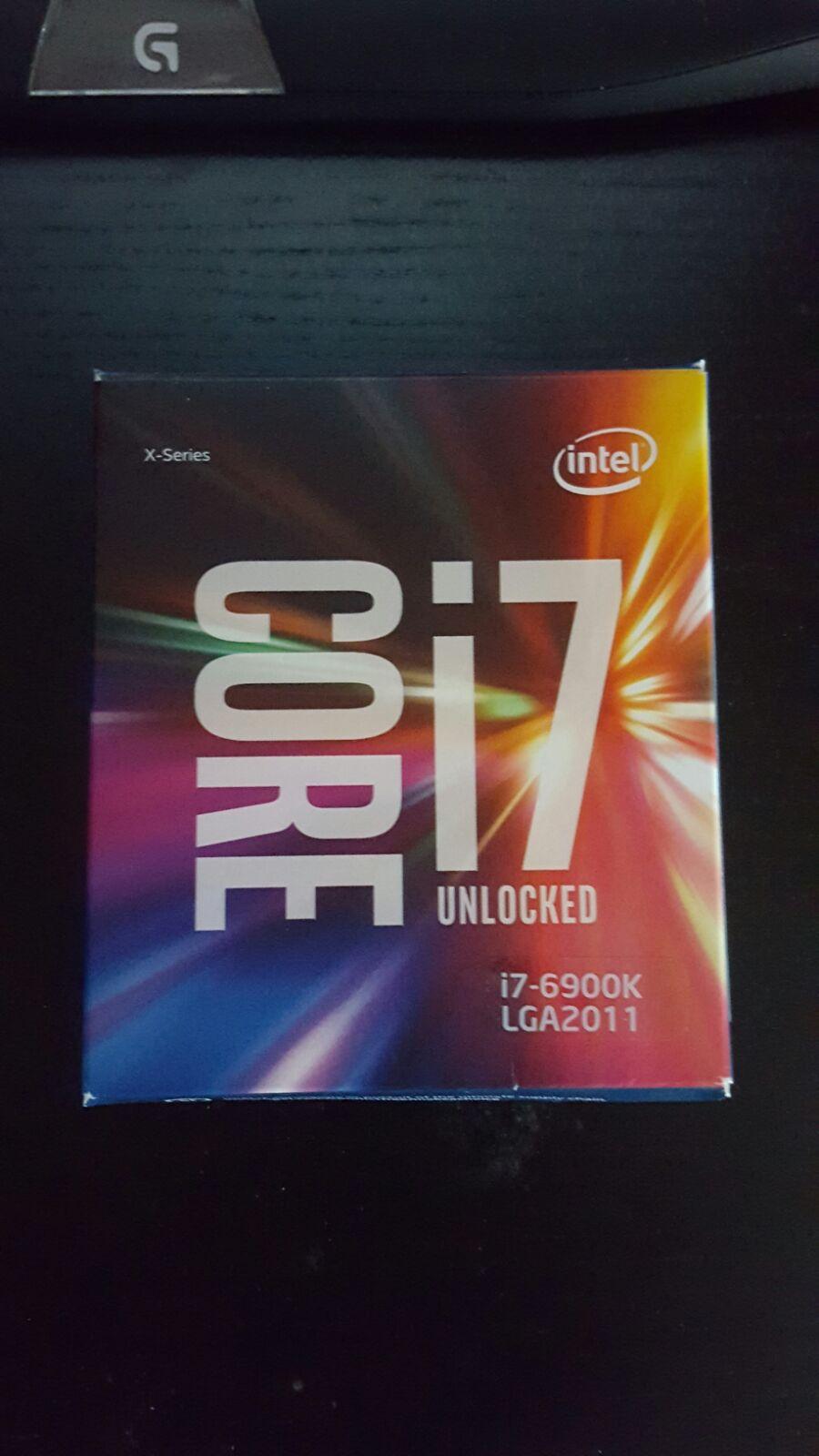 I7-6900k