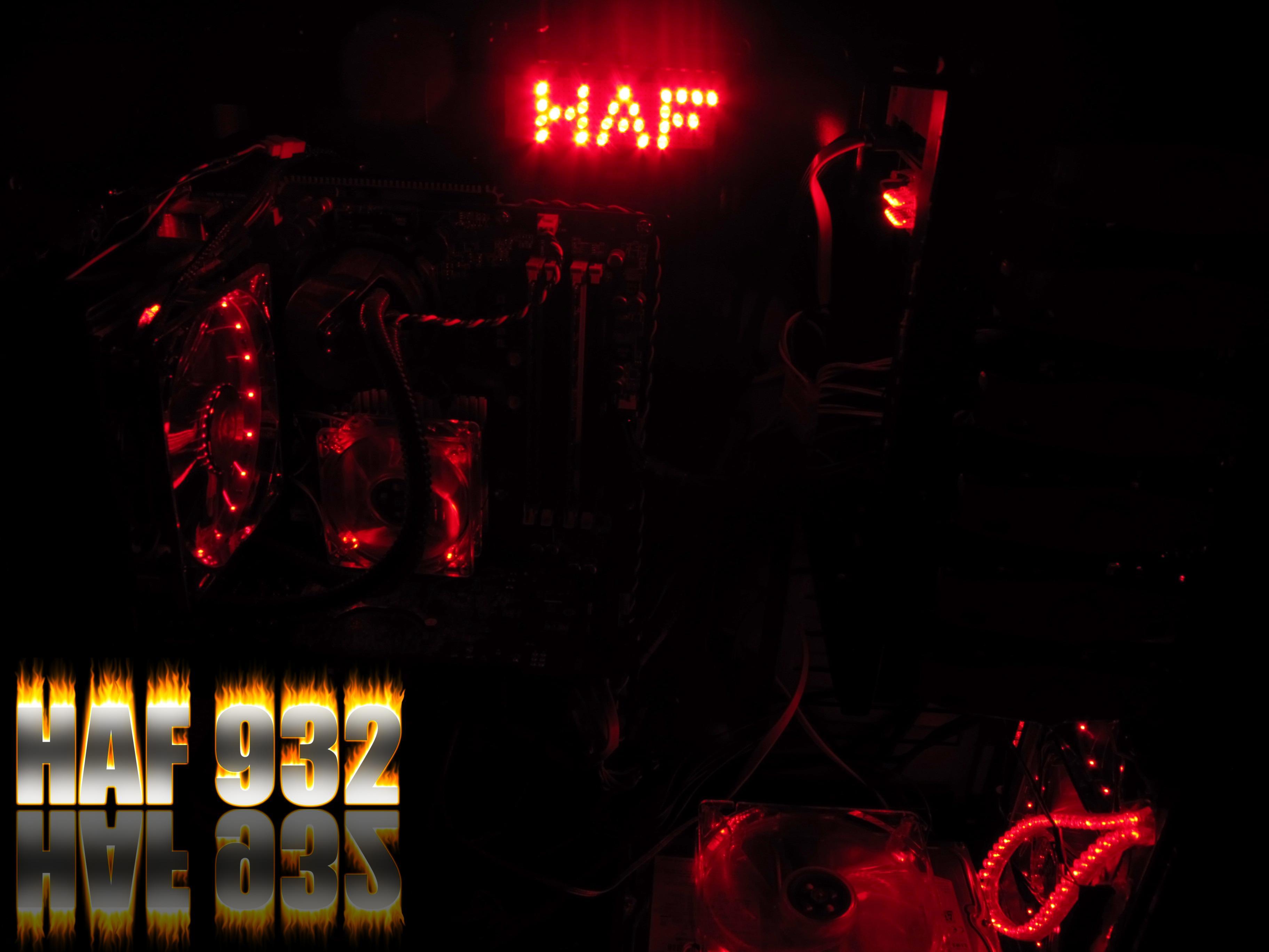HAF 932 meets Vegas