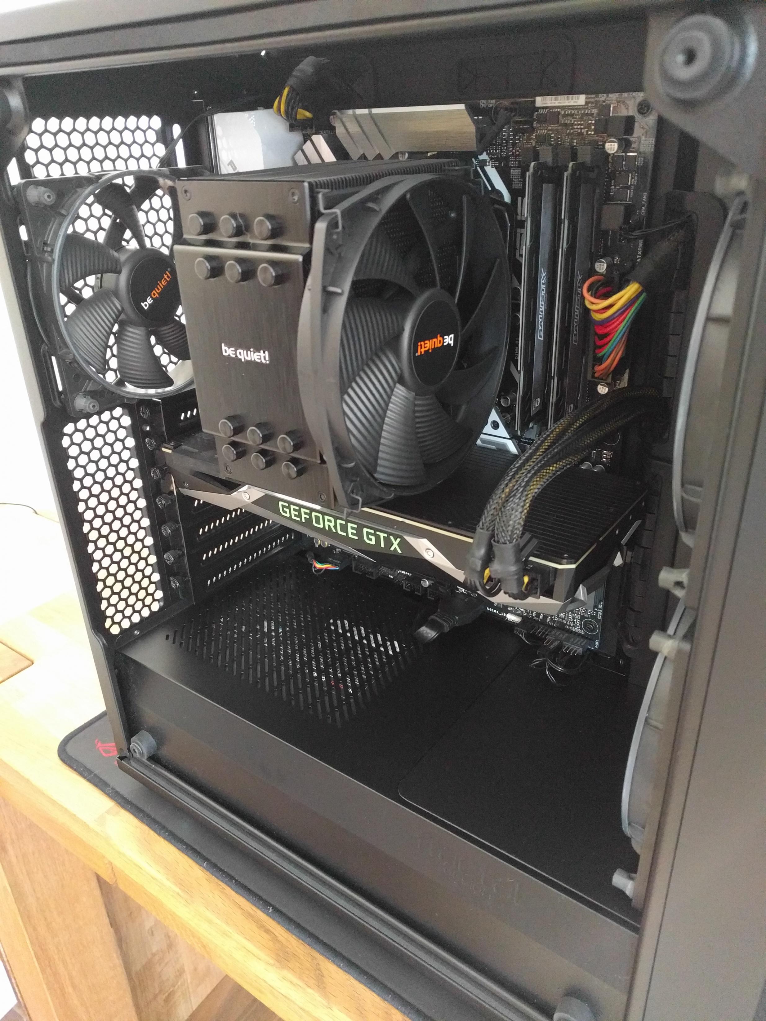 Ryzen 5 2600X Upgrade