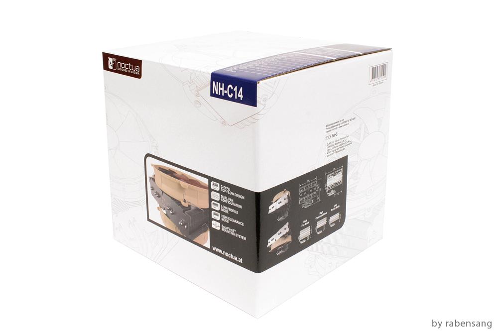 [Roundup] Aktuelle und kommende CPU-Kühler - Noctua NH-C14