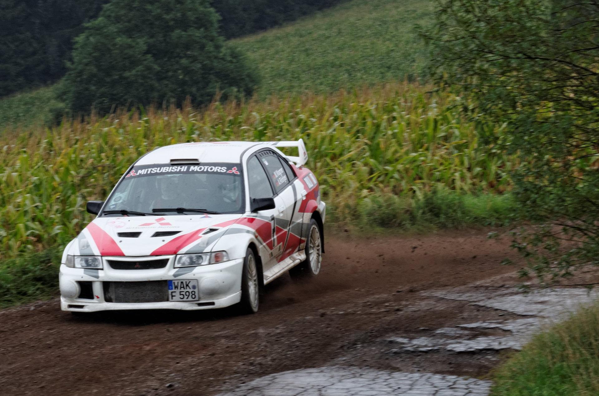 Rallye Zwickauer Land 2015