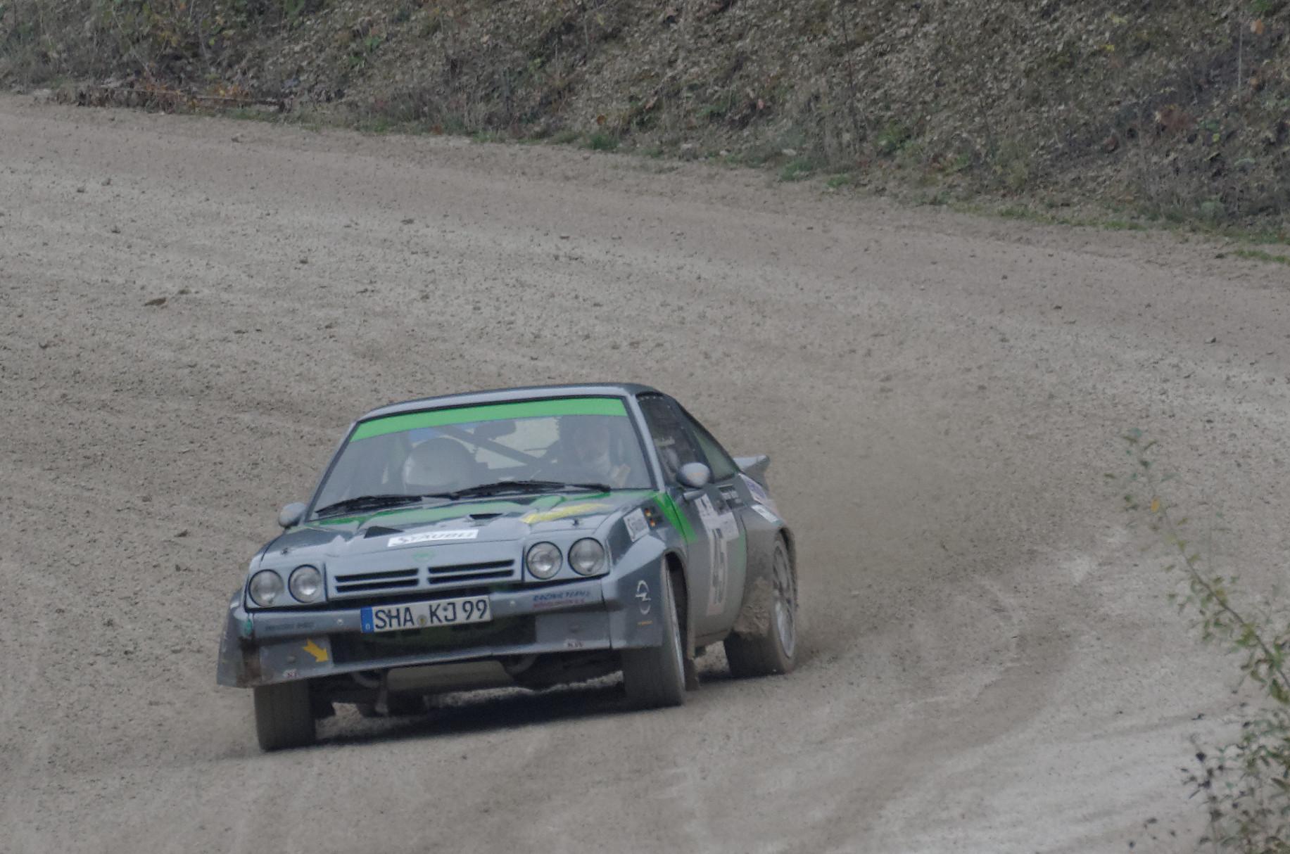 Rallye Fränkische Schweiz hollfeld 2015