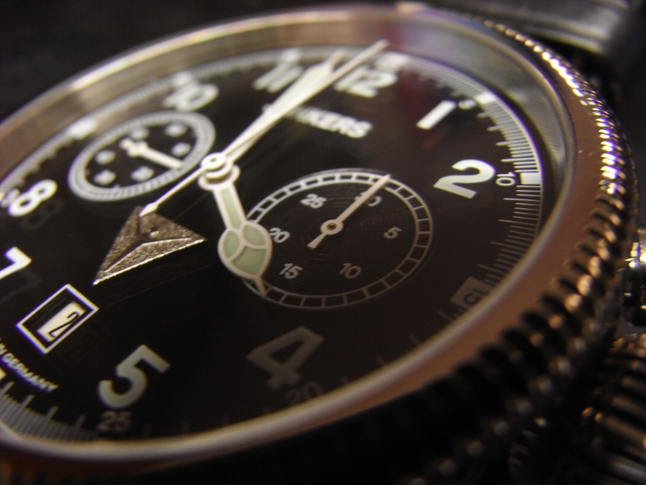 Junkers Flieger-Chronograph