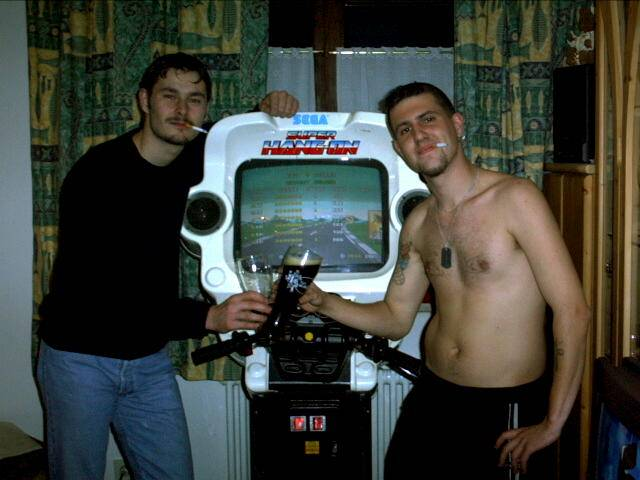 Video-Arcade Game Stuff