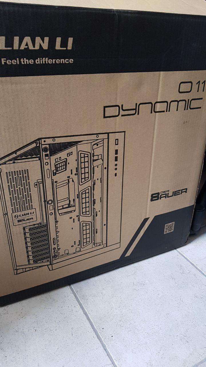 Lian LI Dynamic O11