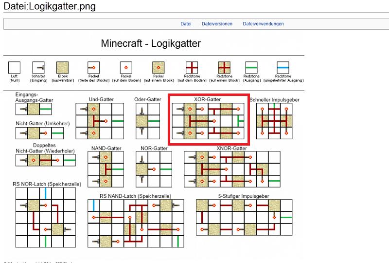 Minecraft Bilder Thread