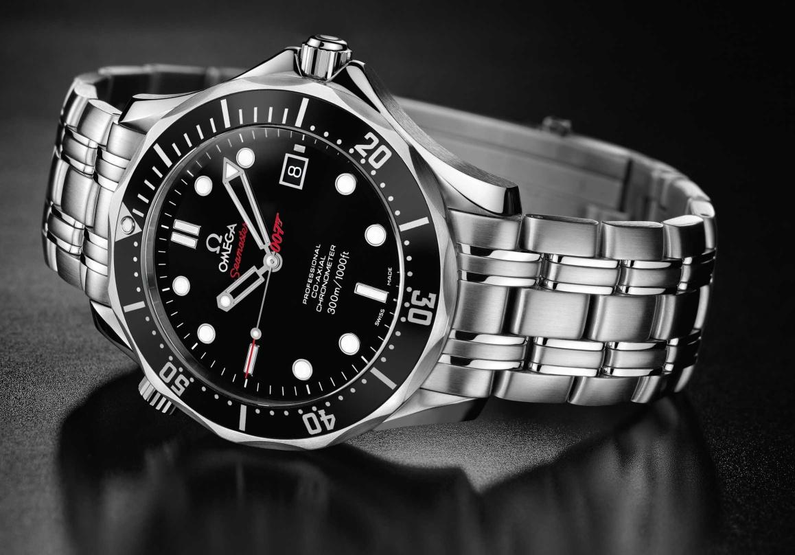 Omega Seamaster Diver James Bond Collectors Edition