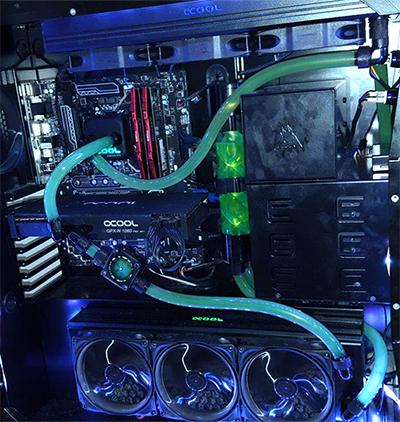 PC Umbau