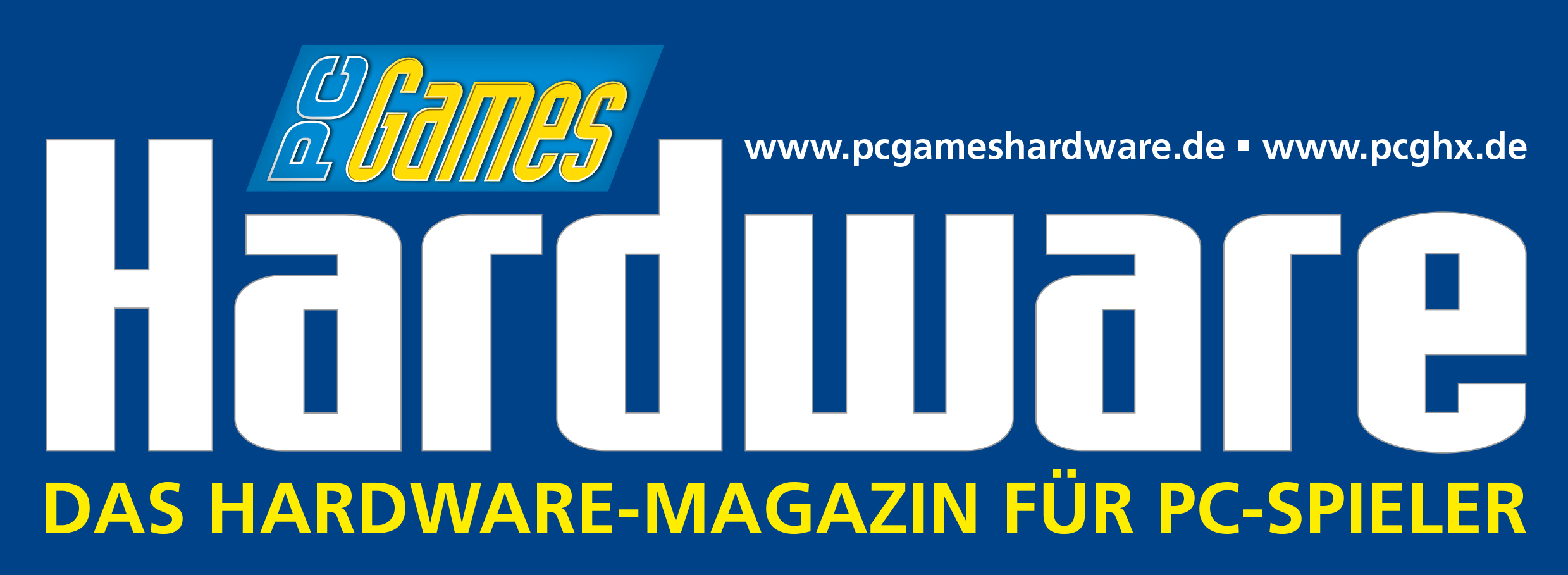 PCGH Logo